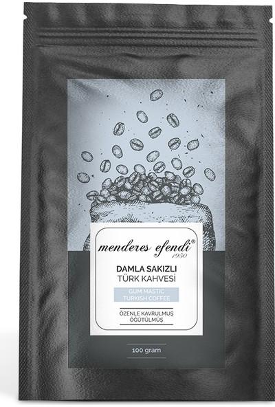 Menderes Efendi - Damla Sakızlı Türk Kahvesi 100 gr