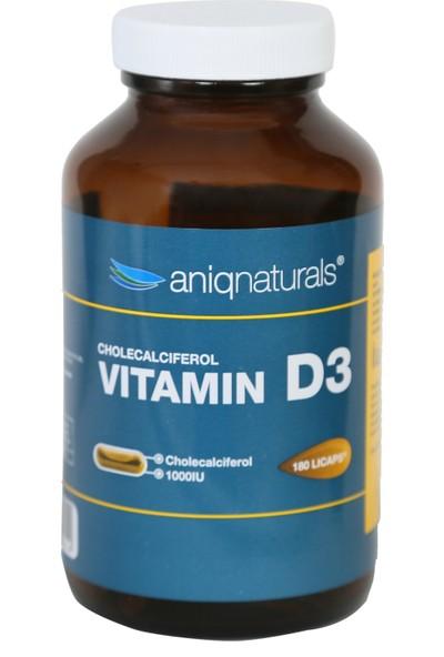 Anıqnaturals - Vitamin D3