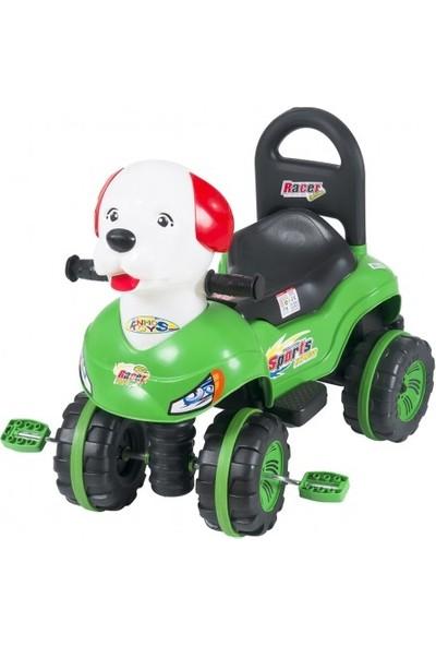 Enhoştoys Enhoş Toys Pedallı Köpek Araba