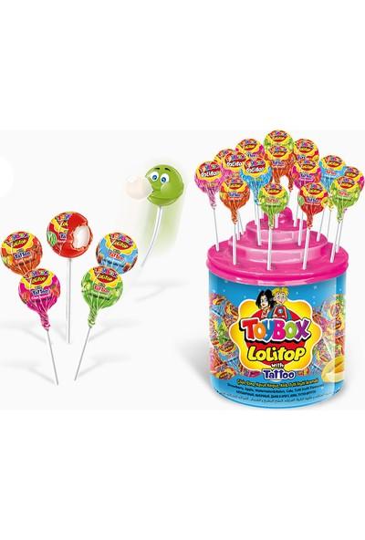 Toybox Lollipop 18 gr 75' li