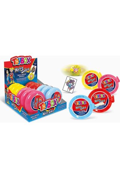 Toybox Metre Sakız 12' li
