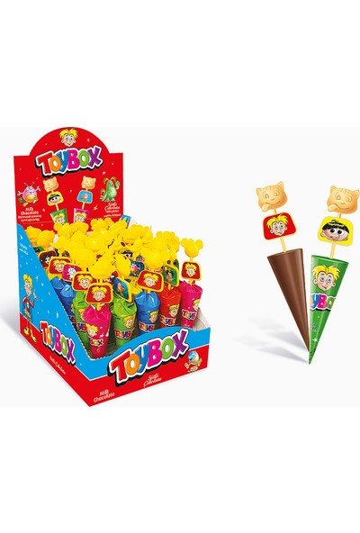 Toybox Şemsiye Çikolata 30' lu