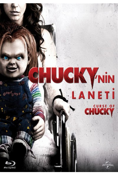 Curse Of Chucky - Chucky'nin Laneti (Blu-Ray)