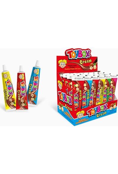 Toybox Krem Tüp Çikolata 24' lü