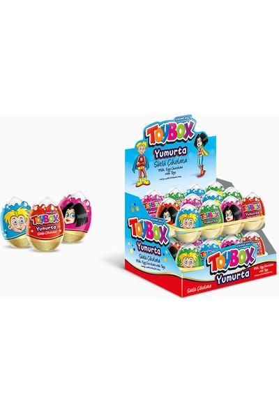 Toybox Oyuncaklı Yumurta 24' lü