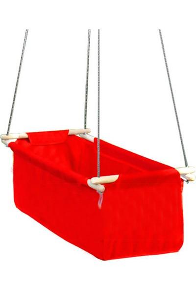 Bundera Sally Hamak Beşik - Bebek Hamağı Kırmızı