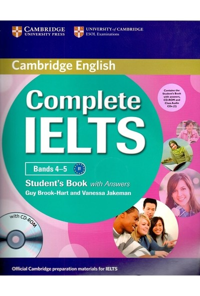 Complete Ielts Bands 4-5 With Answers
