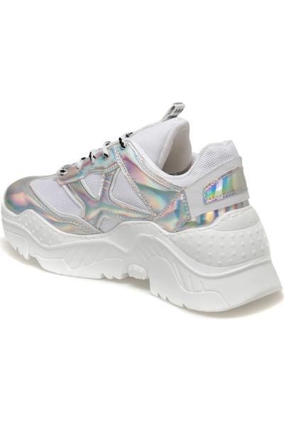 Butigo 19K-951 Beyaz Kadın Sneaker