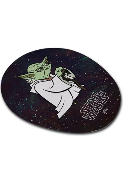 GameBoss Yoda Bilek Destekli Mouse Pad