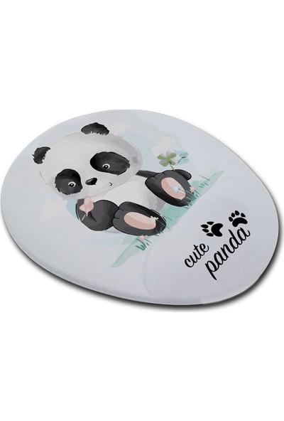 Moonlight Panda Bilek Destekli Mouse Pad
