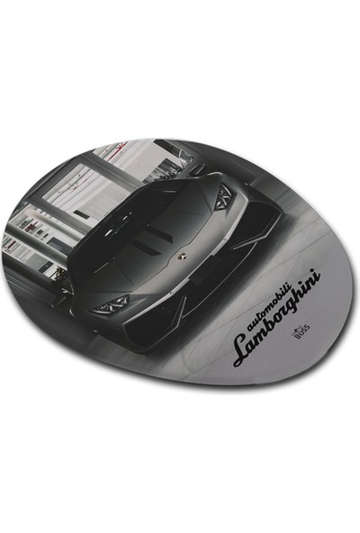 GameBoss Huracan Bilek Destekli Mouse Pad
