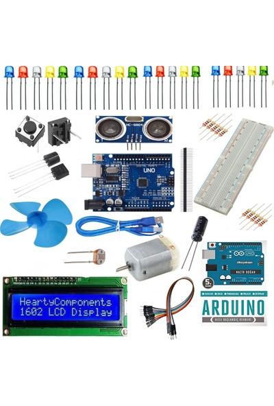 Maker Arduino Başlangıç Seti + Kitap