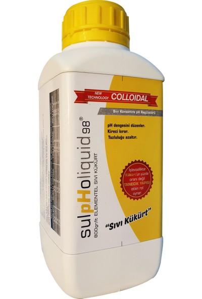 Özdemir Pharma SULPHOLIQUID98 800 g Elementel Sıvı Kükürt 100 cc