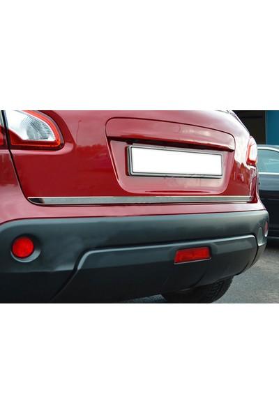 Oto Axs Nissan Qashqai Krom Bagaj Alt Çıta 2014 ve Üzeri