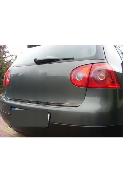 Oto Axs Volkswagen Golf 5 Krom Bagaj Alt Çıta 2004-2009 Arası