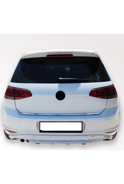 Oto Axs Volkswagen Golf 7 Krom Bagaj Alt Çıta 2013 ve Üzeri