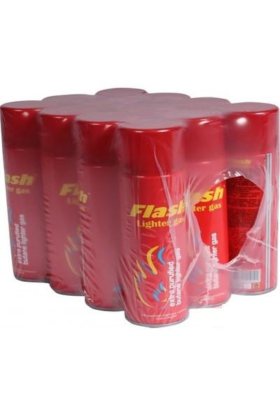 Flash Çakmak Gazı 12 Adet