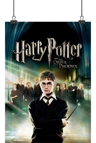 13 Poster Harry Potter Order Phoenix Zümrüdüanka Yoldaşlığı Film 48 x 33 cm Posteri
