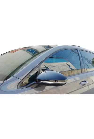 D-Line VW Golf 7 - 7,5 Batman Ayna Kapağı - P. Black