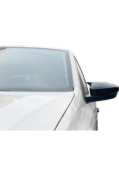 D-Line VW Polo 2009 - 2017 6r / 6c - Yarasa Ayna Kapağı Parlak Siyah