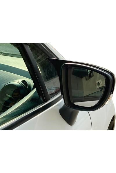 D-Line Renault Clio 4 2012-2019 Hb, Sw - Batman Ayna Kapağı (Piano Black)
