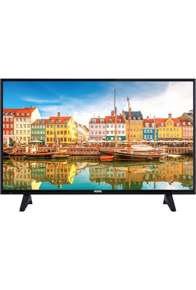 """Vestel 43F8400 Full HD 43"""" 109 Ekran Uydu Alıcılı LED TV"""