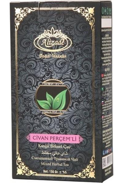Alizade Civan Perçemli Karışık Bitkisel Çay 150 gr