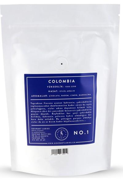 Gourmet Ladies Colombia Kahvesi 250 gr