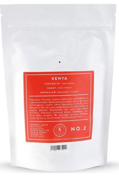 Gourmet Ladies Kenya Kahvesi 250 gr