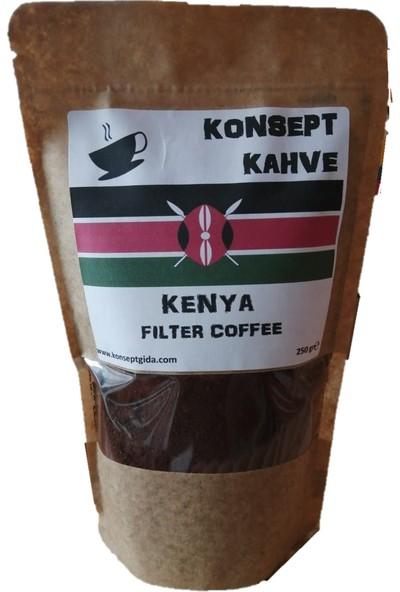 Konsept Kenya Filtre Kahve 250 gr