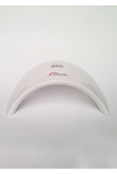 Maklora Kalıcı Oje Kurutucu Uv LED Lamba 36 Watt