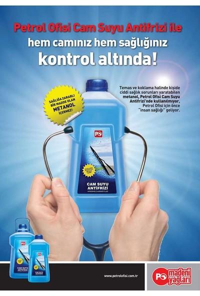 Petrol Ofisi Antifirizli Cam Suyu 2.5 lt