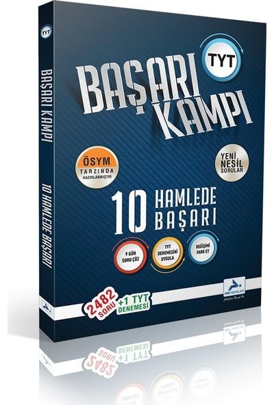 Paraf Yayınları TYT 10 Hamlede Başarı Kampı Video Çözümlü Soru Bankası + Deneme Sınavı