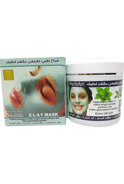 Zaman Halep Yüz Maskesi Kuru Cilt Için Adaçayı ve Naneli 450 gr