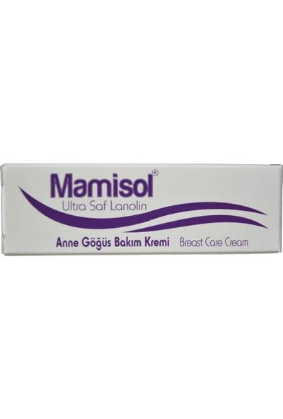 Mamisol Saf Lanolin Meme Bakım Kremi 20 ml