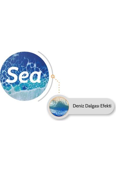 Resinin Sea A+B Deniz Dalgası Efekti Için Şeffaf Epoksi Reçine 1 kg