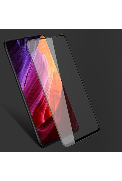 Ally Xiaomi Mi Mix 3 5D Kavisli Full Ekran Koruyucu