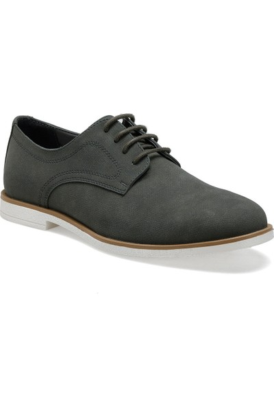 Jj-Stiller 1928-1 Haki Erkek Dress Ayakkabı