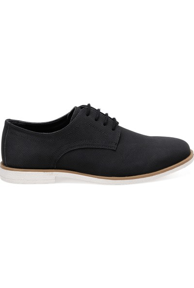 Jj-Stiller 1928-1 Siyah Erkek Dress Ayakkabı