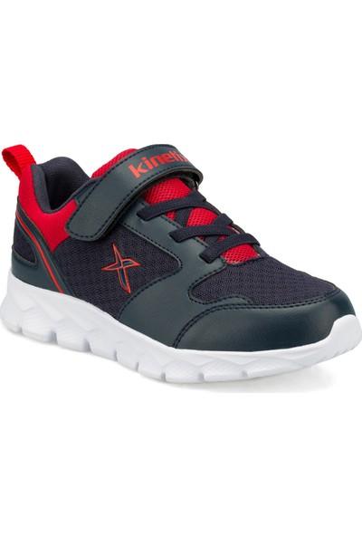 Kinetix Oka J Mesh Lacivert Fe Yürüyüş Ayakkabısı