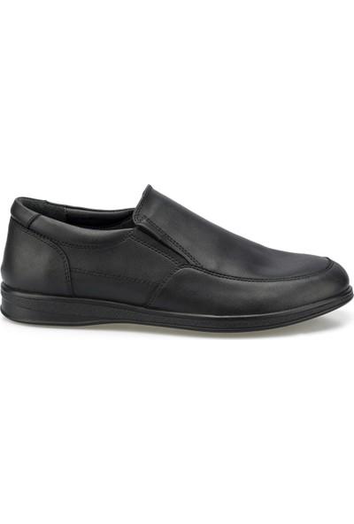 Polaris 160003.M Siyah Erkek Klasik Ayakkabı