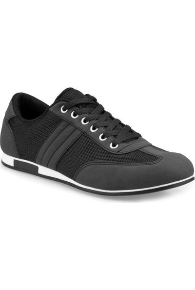 Polaris 356515.M Siyah Erkek Sneaker Ayakkabı