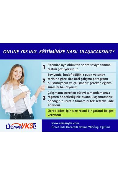 Uzmanyks - Yks Dil Online Hazırlık Eğitimi - 1 Aylık