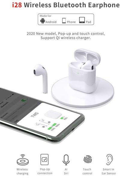 Wdibetter I28 Pro Sensörlü Bluetooth Kulaklık