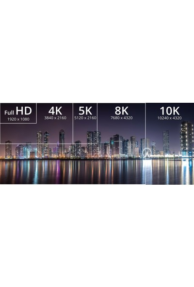 Paugge Atc Sertifikalı HDMI 2.1 Kablo