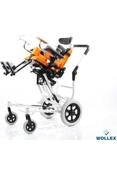 Wollex WG-M957 Özellikli Pediatrik Tekerlekli Sandalye