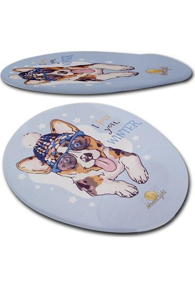 Moonlight Doghappy Bilek Destekli Mouse Pad