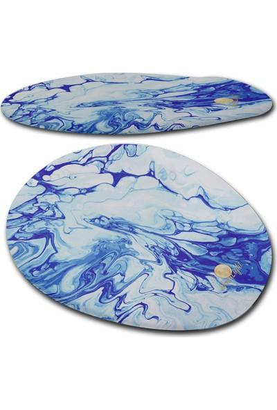Moonlight Okyanus Bilek Destekli Mouse Pad