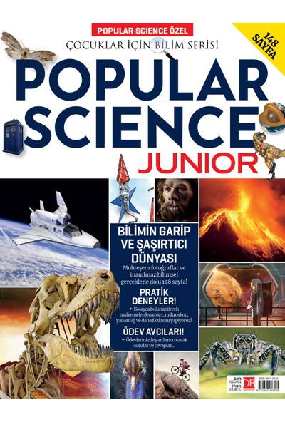 Popular Scıence Junior Dergisi