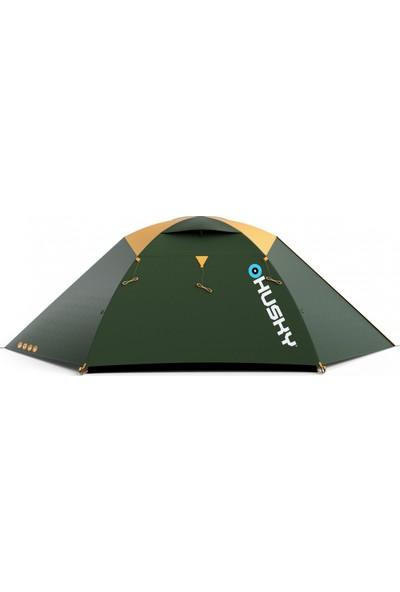 Husky Boyard Plus 4 Kısılık Cadır Klasik Yeşil